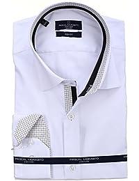 Pascal Morabito - Chemise habillée Mrt104 Blanc