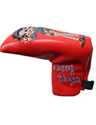 BETTY BOOP RED BLADE GOLF PUTTER COVER