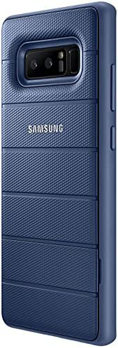 Samsung Galaxy Note 8 Protective Standing Cover - Navy Blue