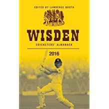 Wisden Cricketers' Almanack 2016 (Paperback Edition)