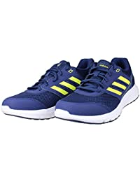 huge selection of c450c 3346f adidas , Herren Laufschuhe Blau Dark BlueShock YellowFTWR White