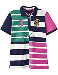 Joules Women/'s Pippa Polo Shirt Harvest Stripe