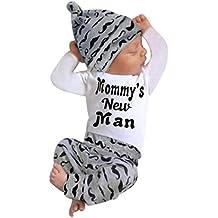 7e2abb0e2 Tefamore ❤️Ropa para niños bebés Conjunto
