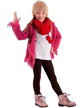 Las niñas Full Length Leggings gruesa chaqueta de invierno estándar o tamaños desde 3años–12años. AMPLIO ABANICO...