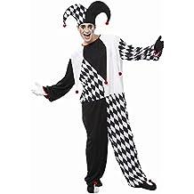 Fentoys Disfraz Hombre Bufon Adulto