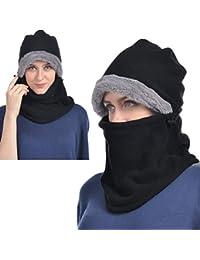 GADIEMKENSD Quick Drying Breathable Running Cap and Winter Warmers Balaclavas