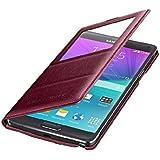Samsung EF-CN910BREGWW S-VIEW Galaxy NOTE 4 RED