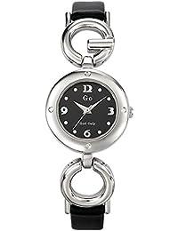 GO Girl Only Damen-Armbanduhr Analog Quarz Leder 697388