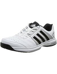lowest price b5999 97c23 adidas Performance Barricade Approach Stripes, Scarpe da Tennis Unisex –  Adulto