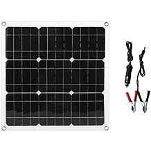 flexibel  150W 18V Mono Semi Solarmodul Solarpanel für Boot Wohnmobil 0Z