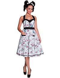 Hell Bunny Kleid SUPER SWEET 50'S DRESS 4318