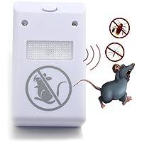 GEZICHTA EU/US Plug DI Ultrasonic - Repelente de plagas para mosquitos, As Picture Show, eu 220v