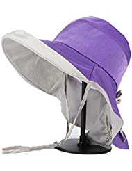 2535625a6efa Amazon.es: Morado - Sombreros y gorras / Mujer: Deportes y aire libre
