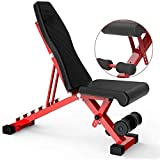 WQLR Suge Sit-ups Board Dumbbell Bench Workout Bench Sit-up Abdominale Spier Assist Sport Fitness Apparatuur Thuis Multi-Functie Fitness Stoel