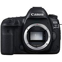Canon EOS 5D Mark IV Body Fotocamera, Nero
