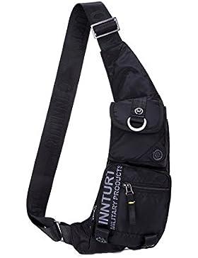 Innturt Bodybag-Rucksack, Nylon
