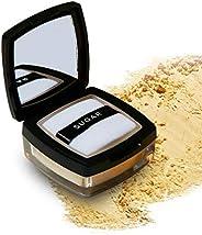 SUGAR Cosmetics All Set To Go Banana Powder Oil-Controlling, Long-Lasting, Smooth Application