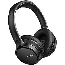 Mpow H4 Cascos Bluetooth Cerrado con App de Ecualizador Personalizado, Sonido Personalizado, Auriculares de