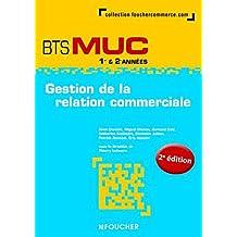 Gestion de la relation commerciale BTS MUC