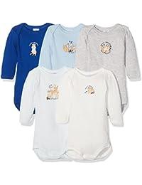 Amazon.fr   Multicolore - Bodys et combinaisons   Bébé garçon 0-24m ... d742be54505