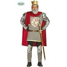 König Löwenherz Mittelalter Kostüm für Herren M/L
