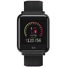 Amazon.es: smartwatch ios frecuencia cardiaca - Docooler