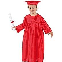 Toga graduación - Verde, 3 a 5 años