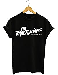 THE JANOSKIANS t-shirt dogs are gonna bark!