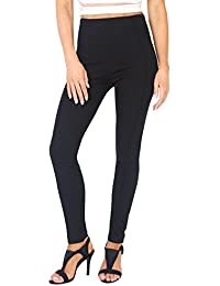 KRISP® Damen Elegante Business Leggings Hose