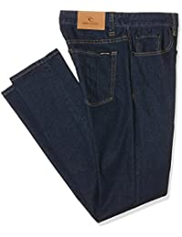 Rip Curl A Frame Jeans Homme Rinse Wash