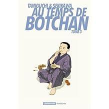 Au temps de Botchan - Casterman Vol. 3