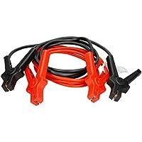 Cable de arranque para batería de automóvil con abrazaderas aisladas longitud 3m 220 A
