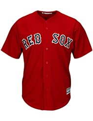 MAJESTIC ATHLETIC 2015 SAISON DE BASEBALL MLB BOSTON RED SOX ROUGE ÉCARLATE COOL MAILLOT ROUGE