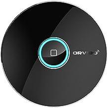 Gazechimp 2 piezas Orvibo Allone Wifi Control Remoto Cable Micro USB Mando Interruptores RF