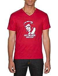 Touchlines Inspector Frank Columbo, T-Shirt Homme
