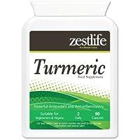Zestlife Curcuma / curcumina 90 pillole 500