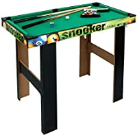 COLORBABY - Billar de Madera Snooker (85326)