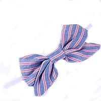 Oyedens Fashion floreale Bowknot elastico Baby Girl per capelli accessori per capelli