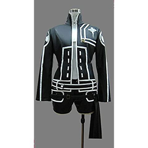 Dansuet D.gray-man Lenalee Lee 2nd Generation Cosplay Costume Customize Costume,Lenalee