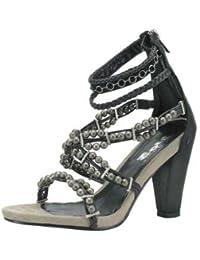 1TO3 - Sandale bride ornées