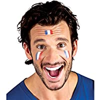 Alsino Schminkstift Fan Schminke Fanartikel Make Up 62044 Frankreich EM Fußball Fanschminke