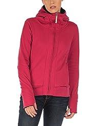 Bench Damen Sweatshirt Sweatjacke Kadgi II B