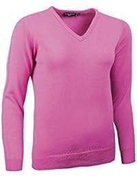 Glenmuir Damen Pullover, Einfarbig