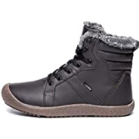 HUALQ S8723 Zapatos De Los Hombres Ocasionales Al Aire Libre del Invierno Zapatos De Par De Engrosamiento Antideslizante