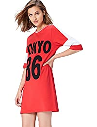 FIND Vestido Oversized para Mujer