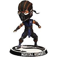 Mortal Kombat X Bobble Head Subzero 15 cm Mezco Toys heads