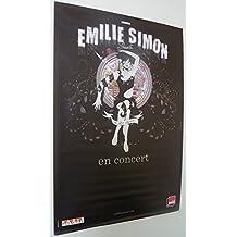 Emilie Simon - 80x120cm - AFFICHE / POSTER