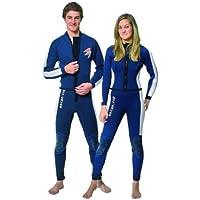 Muta subacquea in Neoprene ASCAN / CUP Long John & Bolero, Versione:Long John (Pantaloni);Taglia:42