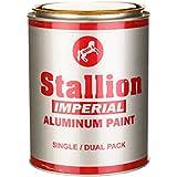 Imperial Aluminium Paint (Silver, 1 Litre)