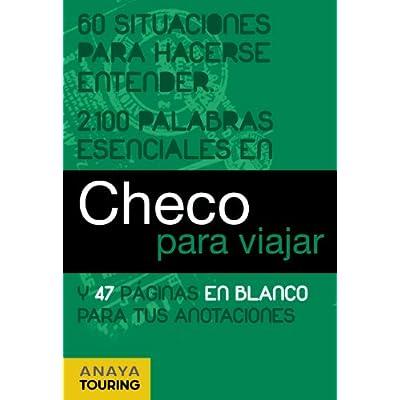 Checo Para Viajar Frase Libro Y Diccionario De Viaje Pdf